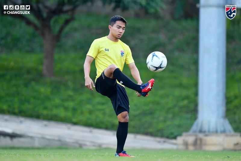 Ông Park nhận định các đối thủ Tây Á; 'Messi Thái' đến châu Âu - ảnh 5