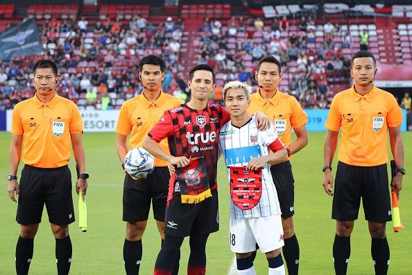 Ông Park nhận định các đối thủ Tây Á; 'Messi Thái' đến châu Âu - ảnh 6