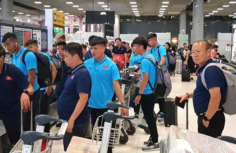 Ông Park nhận định các đối thủ Tây Á; 'Messi Thái' đến châu Âu - ảnh 2