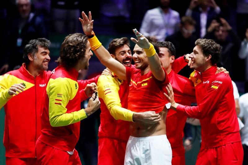 Thua ngược Úc, Thái Lan tạo kỷ lục; Nadal đấu Djokovic ATP Cup - ảnh 4