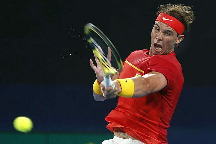 Thua ngược Úc, Thái Lan tạo kỷ lục; Nadal đấu Djokovic ATP Cup - ảnh 3
