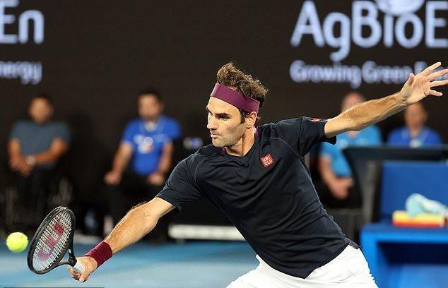 Thầy Park xem Quang Hải đấu Bùi Tiến Dũng, Federer bị phạt - ảnh 5
