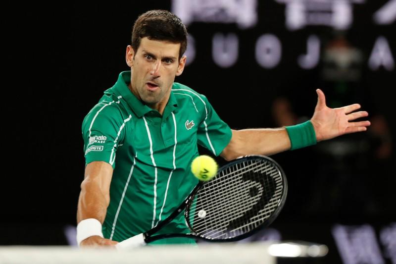 Djokovic vượt Nadal chiếm ngôi số 1 thế giới - ảnh 1