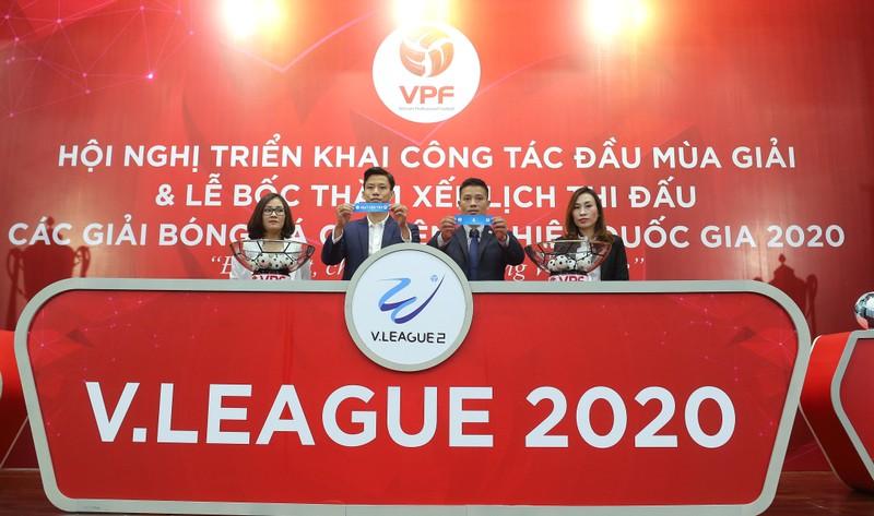 Ông Chung vẫn chưa vui; ngày 7-3 khai mạc V-League 2020 - ảnh 4