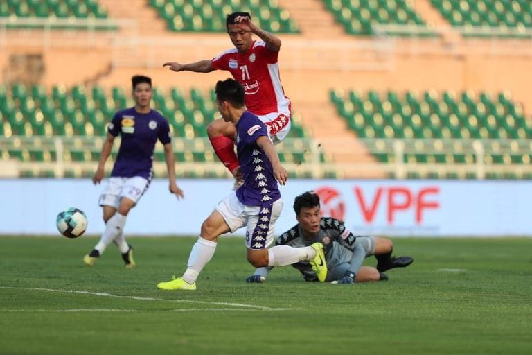 V-League 'sáng đèn' trên sân không CĐV; AFC tiếp sức Việt Nam - ảnh 2