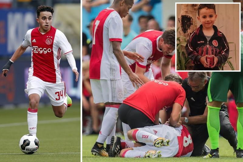 Ajax hủy hợp đồng cầu thủ hôn mê; bóng đá bị khủng hoảng - ảnh 1