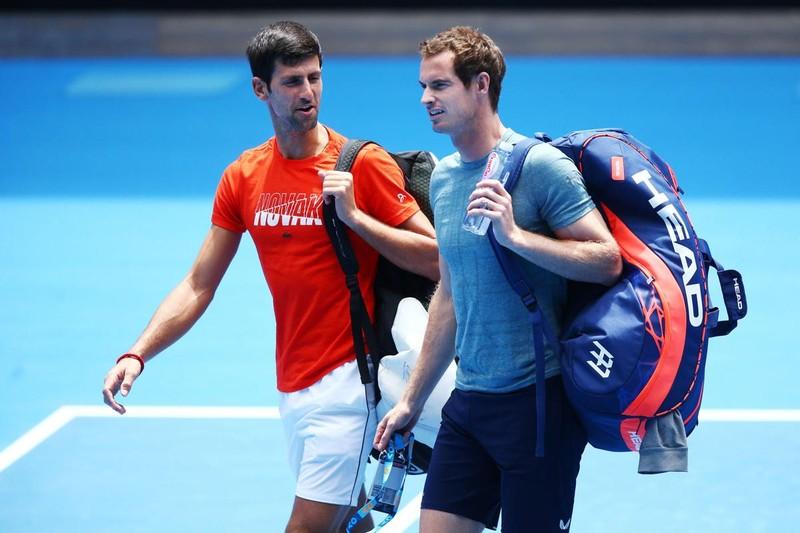 Djokovic cùng 'big three' giải cứu quần vợt thế giới - ảnh 2