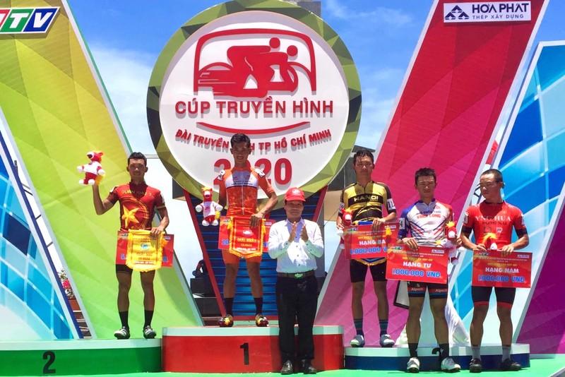 Nguyễn Dương Hồ Vũ 'nổ súng' ở chặng đấu kém sôi động - ảnh 3