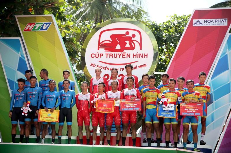 Hành trình Nguyễn Trường Tài đoạt áo vàng Cúp Truyền hình - ảnh 4