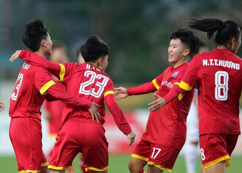 Đội nữ TP.HCM và Than Khoáng Sản VN lần đầu tranh chung kết - ảnh 3