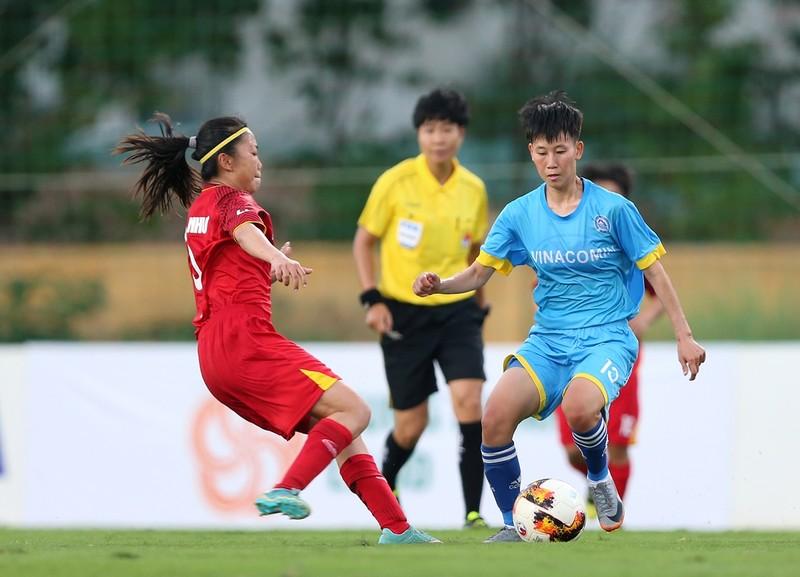 Đội nữ TP.HCM và Than Khoáng Sản VN lần đầu tranh chung kết - ảnh 1