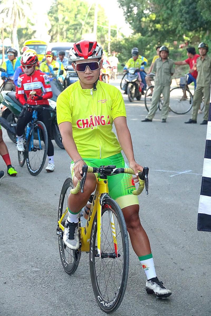 Lộc Trời tạo kỷ lục giải đua xe đạp nữ An Giang - ảnh 2