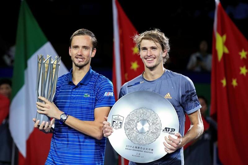 ATP và WTA hủy tất cả giải đấu tại Trung Quốc - ảnh 2