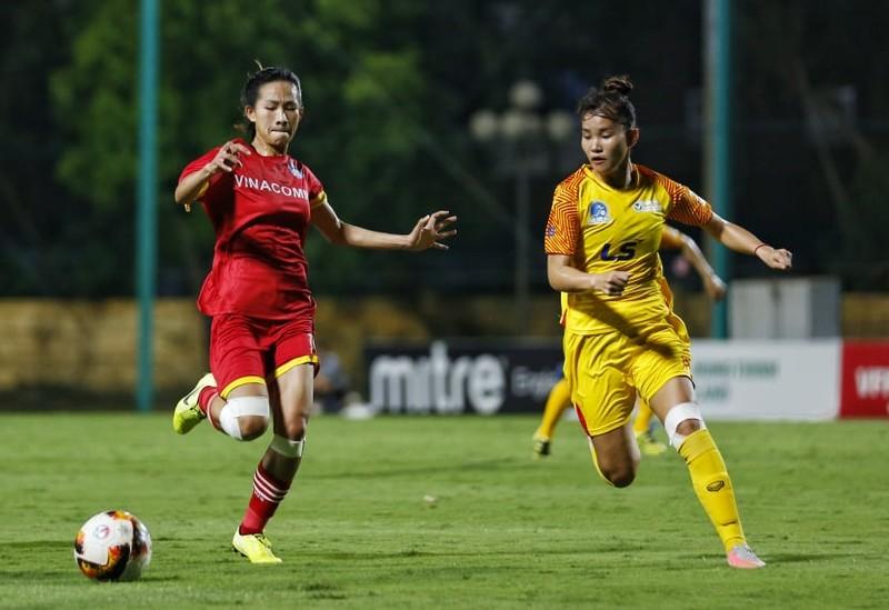 Đội bóng nữ TP.HCM thâu tóm danh hiệu Cúp quốc gia - ảnh 1
