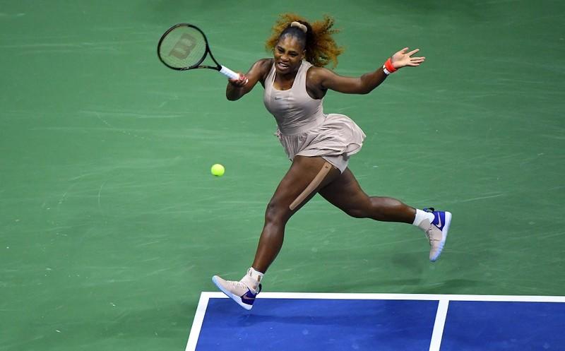 Serena Williams hoàn thành thử thách ở vòng hai - ảnh 1