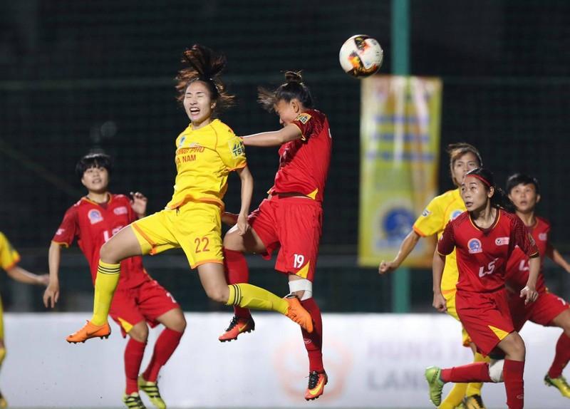 Bỏ dở trận đấu, Phong Phú Hà Nam bị xử thua TP.HCM I - ảnh 2