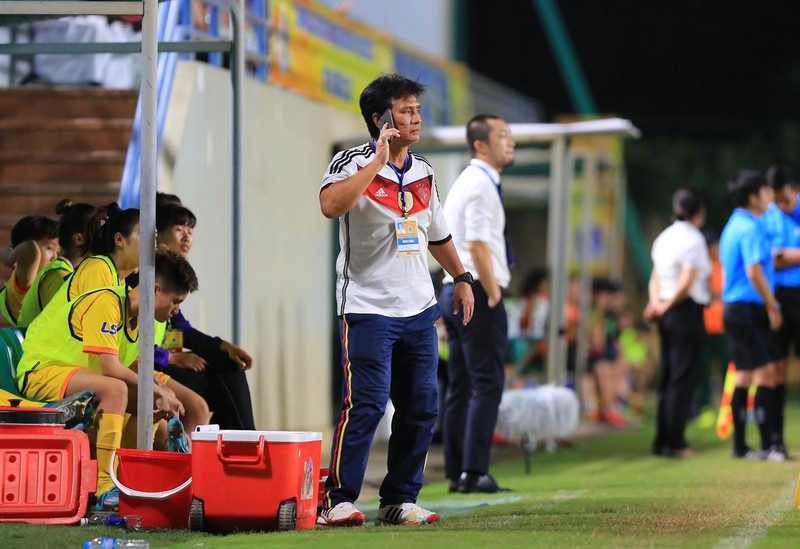 Bỏ dở trận đấu, Phong Phú Hà Nam bị xử thua TP.HCM I - ảnh 3