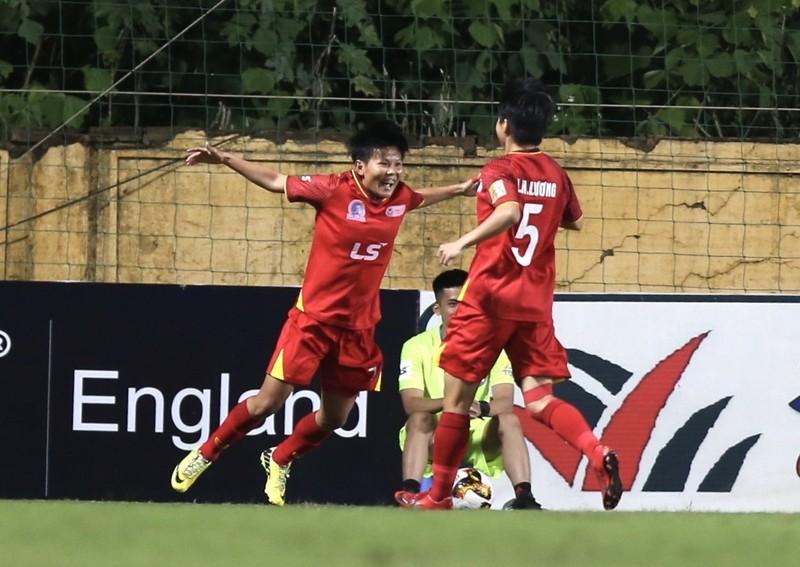 Bỏ dở trận đấu, Phong Phú Hà Nam bị xử thua TP.HCM I - ảnh 1