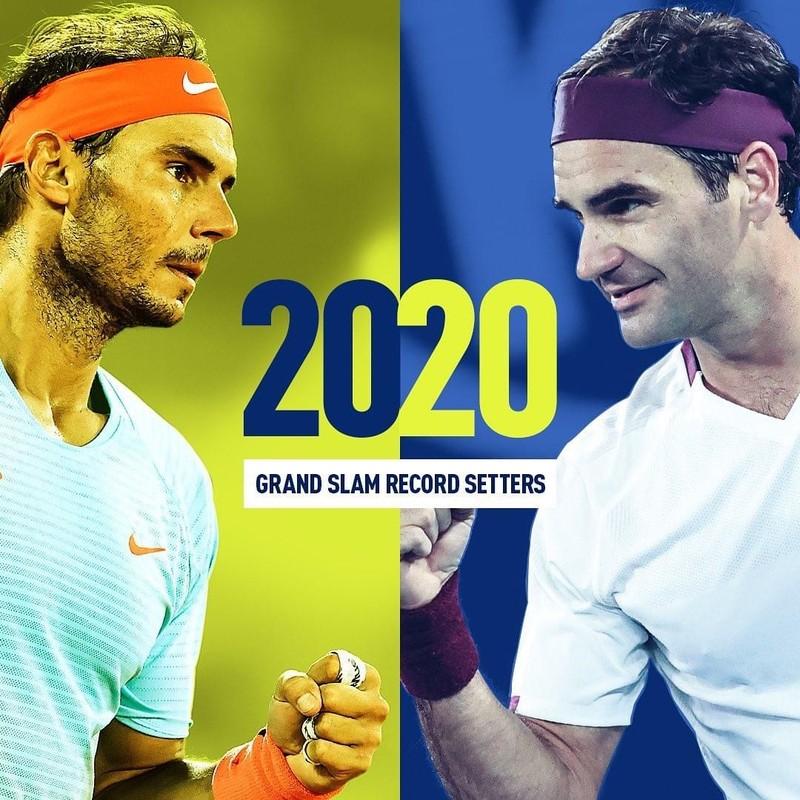 Djokovic thảm bại, Nadal đứng ngang hàng với Federer - ảnh 2