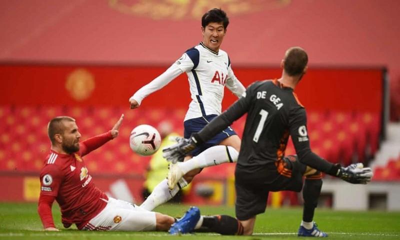 Son Heung-min giúp Tottenham soán ngôi MU tại Hàn Quốc - ảnh 1