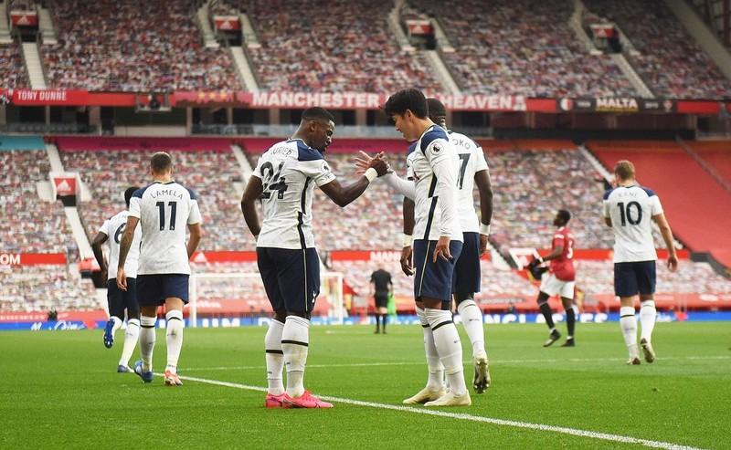 Son Heung-min giúp Tottenham soán ngôi MU tại Hàn Quốc - ảnh 4