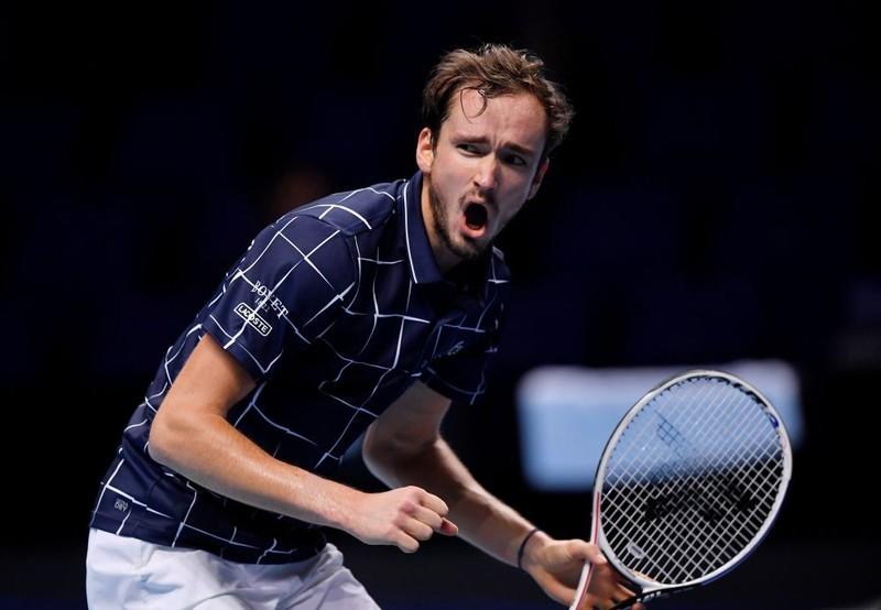 Medvedev xuất thần kết liễu giấc mơ của Nadal - ảnh 2