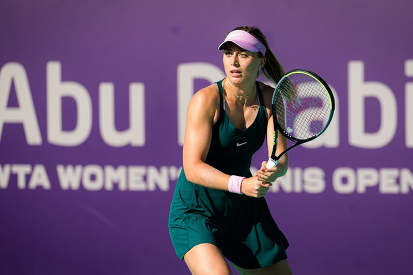 Tay vợt xinh đẹp chỉ trích 'cách ly' của giải Úc mở rộng - ảnh 1