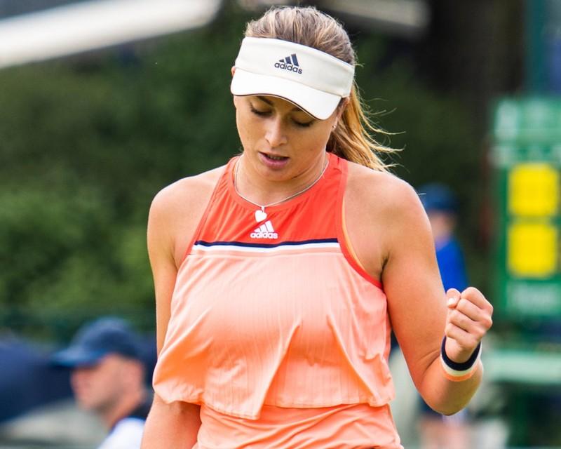 Tay vợt xinh đẹp chỉ trích 'cách ly' của giải Úc mở rộng - ảnh 3
