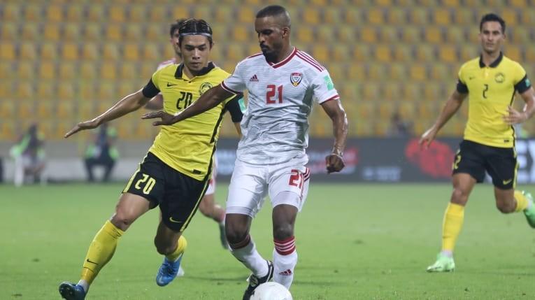 UAE vùi dập Malaysia vươn lên nhì bảng sau Việt Nam - ảnh 2