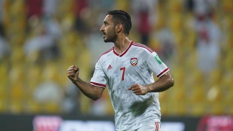 UAE vùi dập Malaysia vươn lên nhì bảng sau Việt Nam - ảnh 1