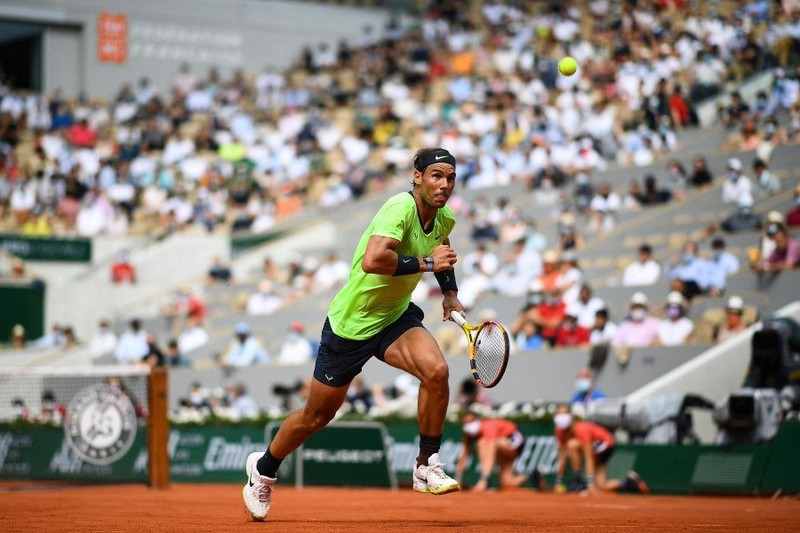 Đại chiến Nadal - Djokovic qua những con số - ảnh 3