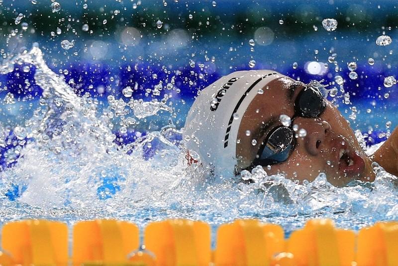 Huy Hoàng xếp hạng 12 chia tay đấu trường Olympic - ảnh 2