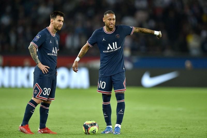 Messi bất mãn quyết định thay người của Pochettino - ảnh 1