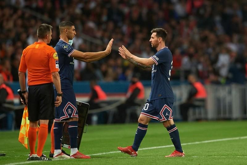 Messi bất mãn quyết định thay người của Pochettino - ảnh 3