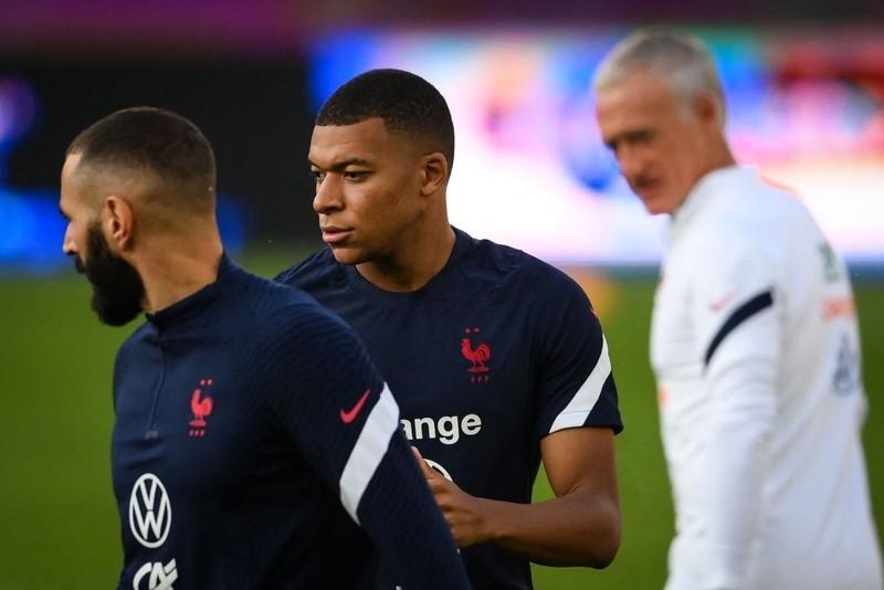 Deschamps phớt lờ sự bất hòa giữa Mbappe với Le Bleus - ảnh 3