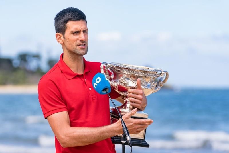 Djokovic và nguy cơ mất danh hiệu Úc mở rộng liên quan COVID-19 - ảnh 3