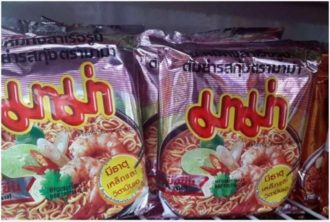 Xuất khẩu mì gói Thái Lan tăng mạnh mùa COVID-19 - ảnh 1