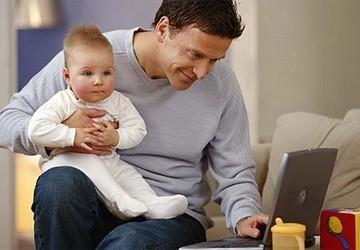Làm việc ở nhà: Lợi và hại - ảnh 1