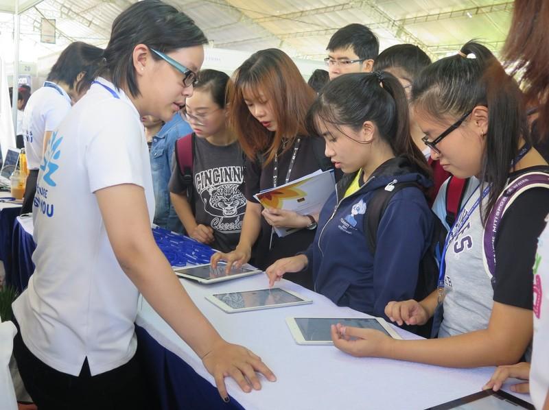 20 suất học bổng cho sinh viên trường ĐH Quốc tế  - ảnh 1