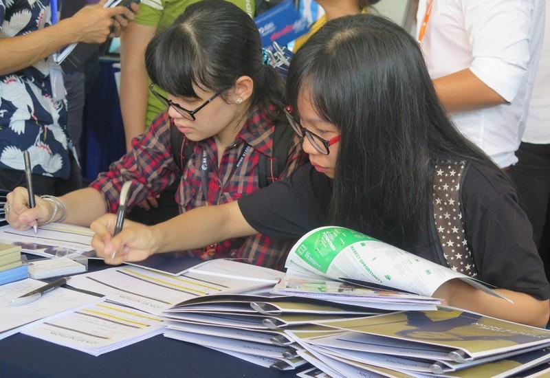 20 suất học bổng cho sinh viên trường ĐH Quốc tế  - ảnh 2