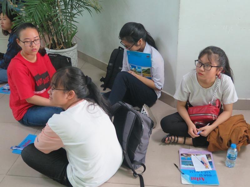 Hơn 36.000 học sinh bắt đầu dự thi đánh giá năng lực đợt 1 - ảnh 2