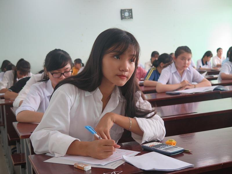 Hơn 36.000 học sinh bắt đầu dự thi đánh giá năng lực đợt 1 - ảnh 8