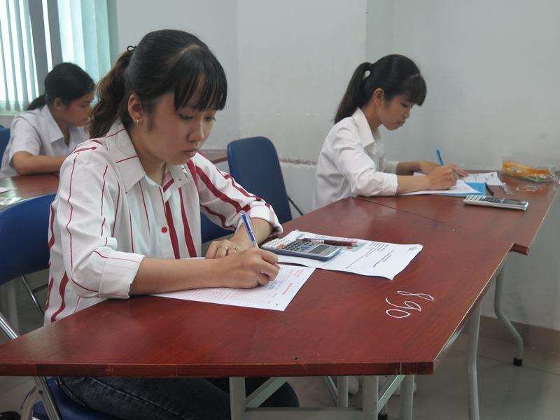 Hơn 36.000 học sinh bắt đầu dự thi đánh giá năng lực đợt 1 - ảnh 7