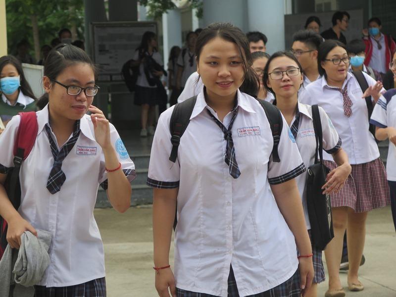 Hàng ngàn thí sinh đầu tiên được tuyển thẳng vào các trường ĐH - ảnh 1