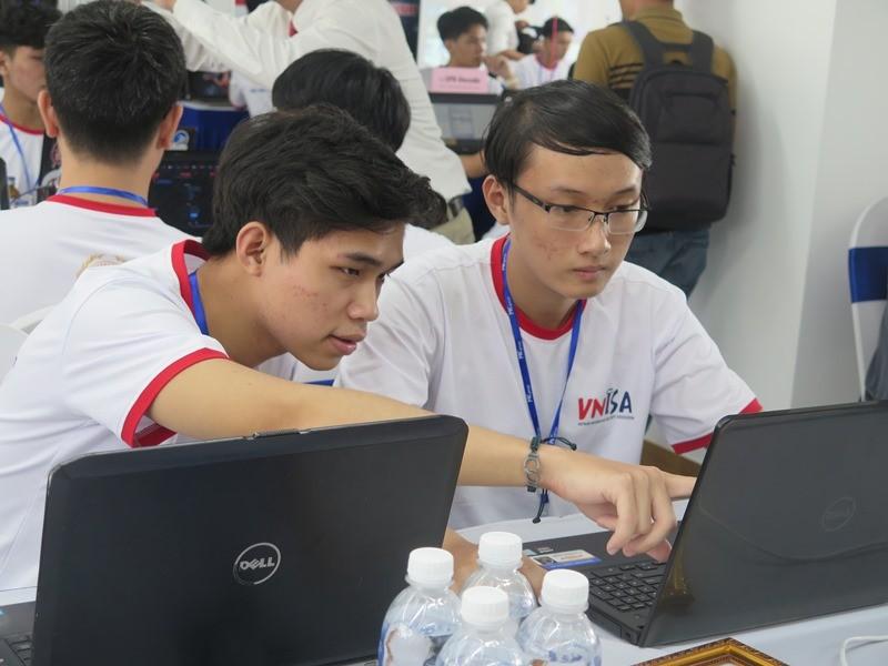 Sinh viên thi tài về an toàn thông tin ASEAN 2019 - ảnh 3