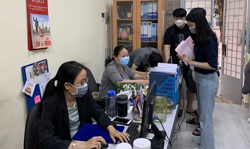 Trường ĐH ở TP.HCM cho SV Trung Quốc nghỉ học thêm 1 tháng - ảnh 1