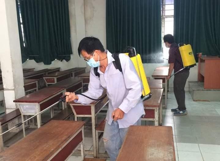 Dịch Corona: Bến Tre là tỉnh duy nhất cho học sinh nghỉ 1 ngày - ảnh 1