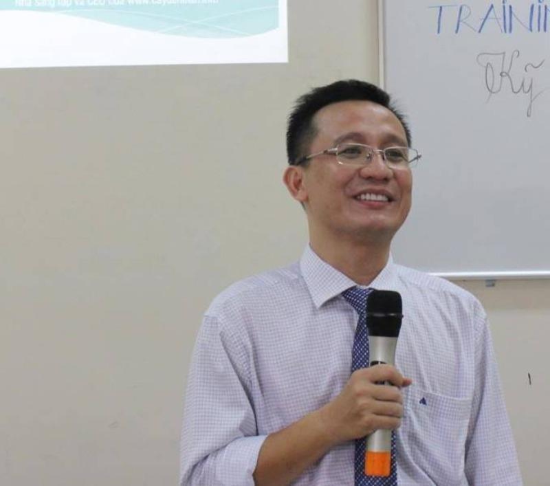 Đại học Ngân hàng TP.HCM báo cáo vụ TS Bùi Quang Tín tử vong - ảnh 1