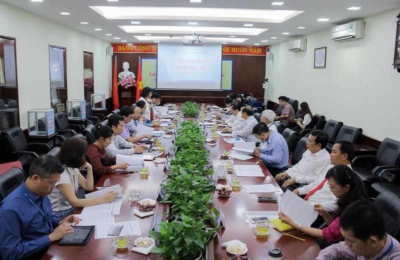 Công bố Chủ tịch và Hội đồng Trường đại học KHXH&NV TP.HCM - ảnh 1