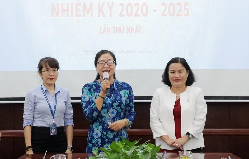 Công bố Chủ tịch và Hội đồng Trường đại học KHXH&NV TP.HCM - ảnh 2